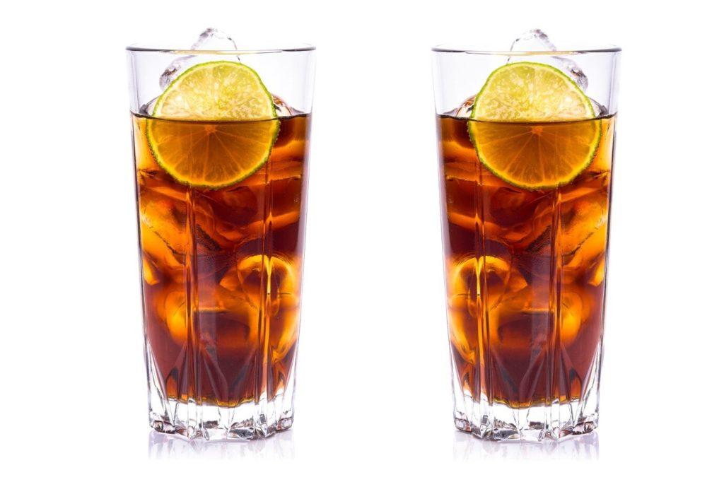 Vodka Coke