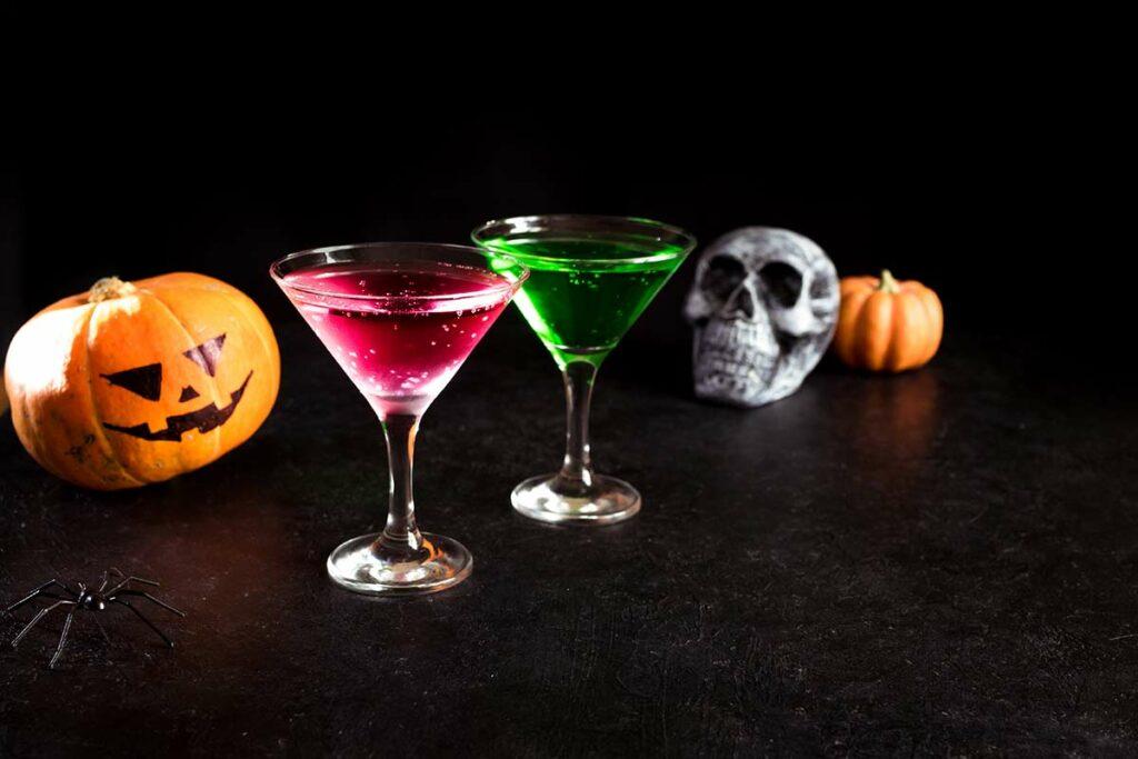 Spooky Harvest Margarita